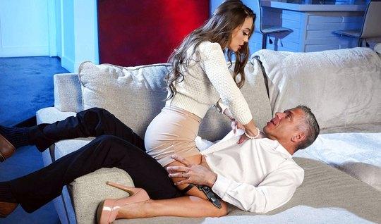 Порно пародия со страстным анальным сексом двух агентов